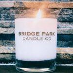simple elegant candle